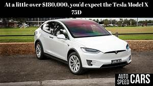 Tesla Model S 75d : 2017 tesla model x 75d review youtube ~ Medecine-chirurgie-esthetiques.com Avis de Voitures