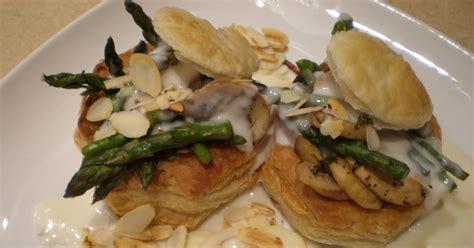 cuisine vol au vent aux chignons la cuisine de radisjoli recettes et propos culinaires