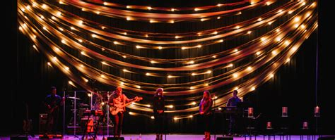 swags  lights church stage design ideas