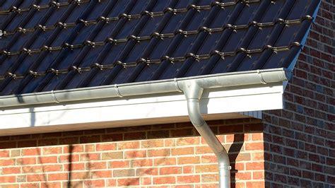 dachrinne montieren zink zink dachrinne neu dach b 214 ttcher
