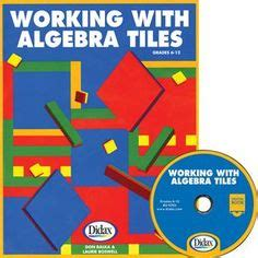 Free Interactive Algebra Tiles by 1000 Images About Algebra Tiles On Algebra