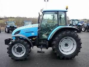 Landini Vision 100  Pdf Crawler Tractor Service  Shop