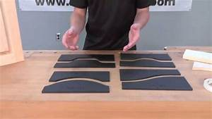 Infinity Cutting Tools - Pattern Door Templates - YouTube