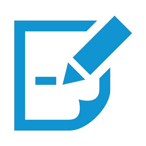 Written Letter Icon