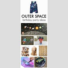 Best 25+ Outer Space Party Ideas On Pinterest  Space Party, Astronaut Birthday Party Ideas And