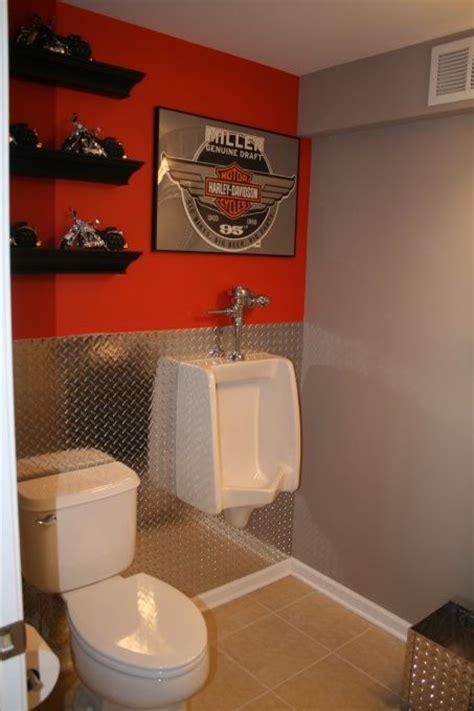 Man Cave Bathroom, The Ideal Bathroom For The Man And