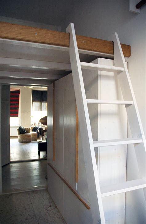 bücherregal mit leiter selber bauen hochbett mit unterschrank und leiter dein tischler in leipzig dein tischler in leipzig