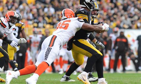 browns  steelers ranked  top nfl rivalry