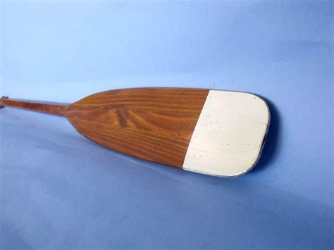 decorative oars and paddles australia buy wooden new bedford rowing oar 50 quot model ship assembled
