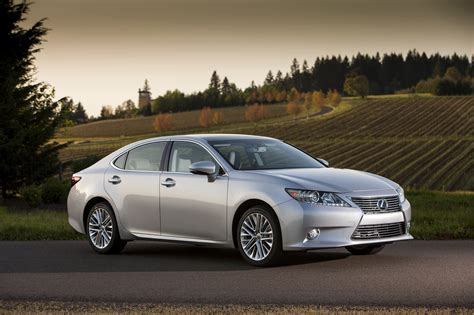 Toyota To Build Lexus Es350 In Kentucky From 2015