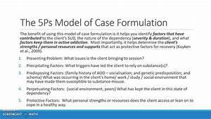 Case formulation goal setting youtube for Case formulation template