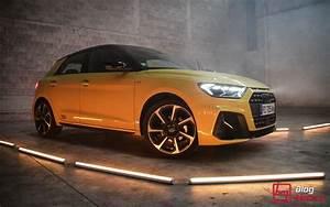Essai Audi A1 : essai audi a1 ii sportback la citadine premium ultime ~ Medecine-chirurgie-esthetiques.com Avis de Voitures