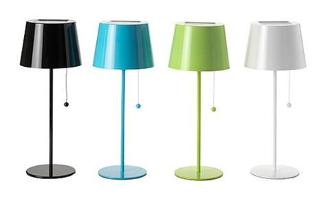Ikea Solvinden Solar-powered Table Lamp Red White Kitchen Ideas Modern Sleek Design Country Test Recipes Cabinet Organizers Home Depot Cupboards Designs Rubbermaid Turquoise Blue Accessories Can Storage Rack