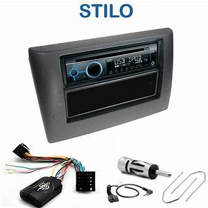 Poste Autoradio Jvc : autoradio 1 din fiat stilo avec cd usb mp3 bluetooth fiat autoradios ~ Accommodationitalianriviera.info Avis de Voitures