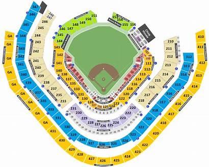 Braves Atlanta Park Truist Seating Chart Suntrust