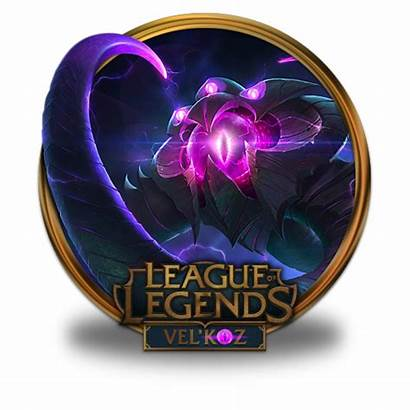 Icon Velkoz League Legends Icons Border Fazie69