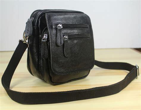 Multi Pocket Small Crossbody Bag 3use multi pocket genuine leather messenger bag