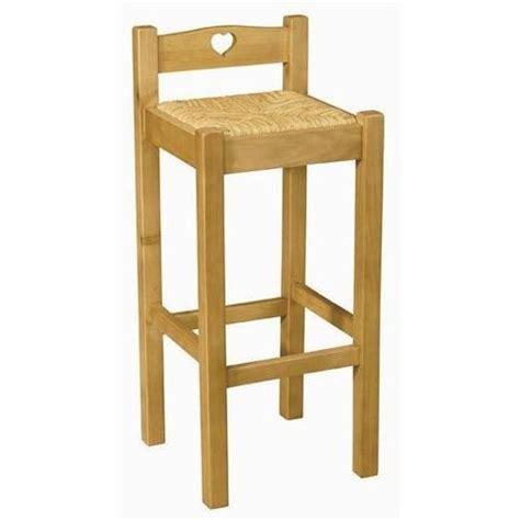 assise de chaise en paille chaise de bar en pin avec coeur assise paille achat