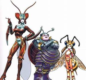 Magus Sisters  Final Fantasy X