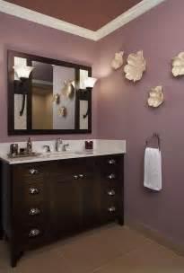 Bath And Vanity Lighting by 23 Amazing Purple Bathroom Ideas Photos Inspirations