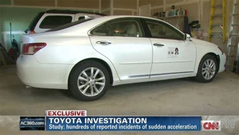 Toyota Acceleration by Toyota And Nhtsa