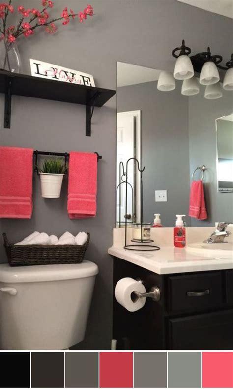 bathroom color schemes   home bathroom ideas