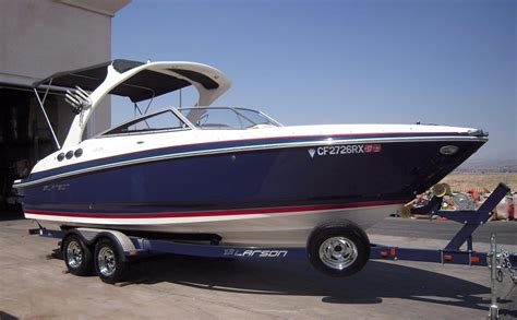 Larson Bowrider Boats For Sale by 2014 Used Larson 258 Lxi Bowrider Boat For Sale 59 500