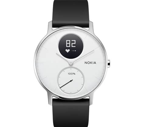hwa03 36white all in nokia steel hr 36 fitness
