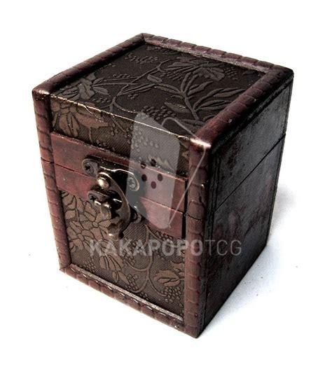 Wood Tcg Deck Box Mtg Yugioh Pokemon Wow Protector Magic The