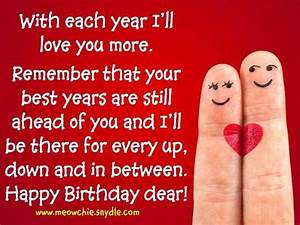 Romantic Birthday Wishes, Messages and Greetings Birthday ...