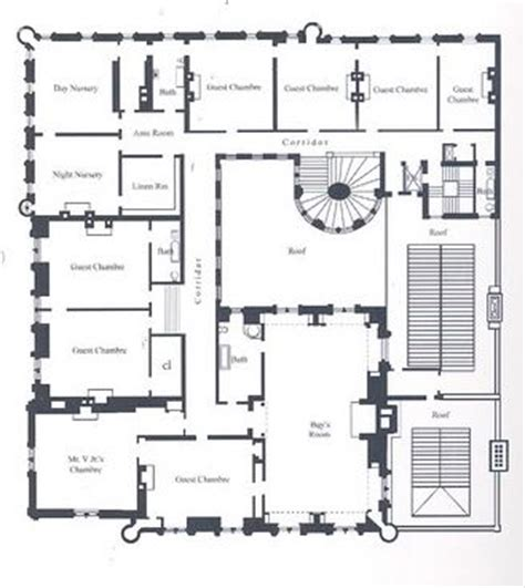 gwu district house floor plans george washington smith house plans home design and style