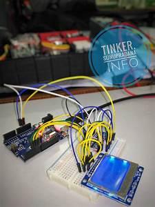Lcd Nokia 5110   Sistem Arduino  U2013 Tinker