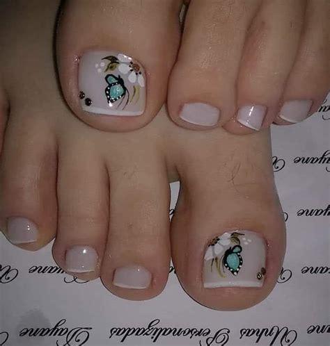 Diseno de unas para pies flor principiantes muy facil. Pin de Kenia Galindo en Flores | Diseños de uñas pies, Uñas pies decoracion, Uñas manos y pies