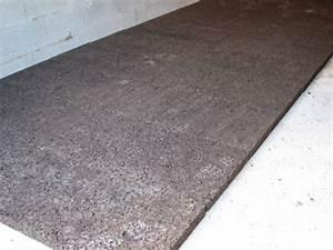 Isolation Des Combles Au Sol : isolation du sol avec li ge expans ~ Premium-room.com Idées de Décoration
