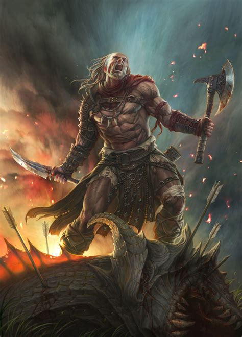 Warrior Art - ID: 53948 - Art Abyss