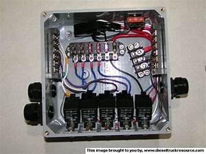 Trailer Wiring Upgrade - Dodge Diesel