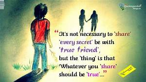 Latest Heart touching thoughts about friendship 737 ...