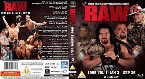 Wwe Raw 1995 Dvd (bluray