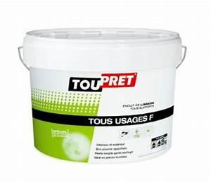 Enduit Garnissant Tout Pret : enduit ou peinture la chaux granofibre isolants ~ Premium-room.com Idées de Décoration