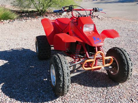 honda trxr fourtrax   trax  wheeler great