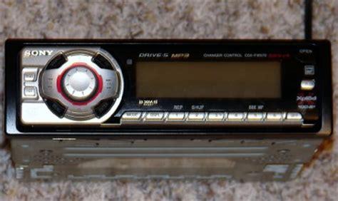 sony xplod cdx fw570 car stereo deck w remote rm x114