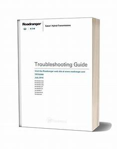 Eaton Fuller Hybrid Transmissions Troubleshooting Guide