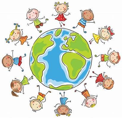 Children Child Environment Around Globe Globes Cares
