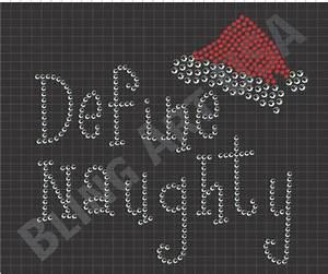Email Template For Word Define Rhinestone Design Santa Templates Art Svg