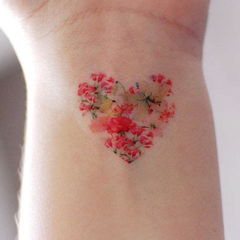 tatuajes  color pequenos