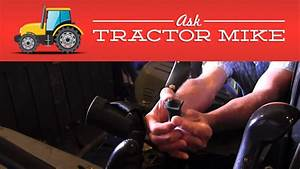 What To Do When A Tractor Won U0026 39 T Start