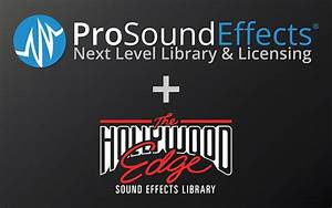 Hollywood Edge Joins the Pro Sound Effects® Library