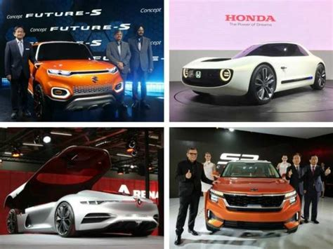 Auto Expo Concept Cars That Made A Splash At Auto Expo