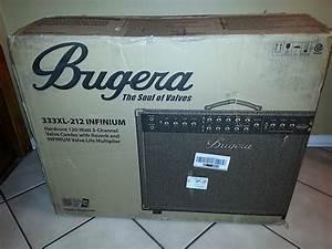 Bugera 333xl 212 Infinium 120w Guitar Combo Amplifier