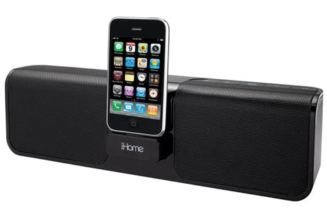 iphone speakers ihome ip46 iphone speaker review
